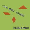 Klein & M.B.O. - The MBO Theme artwork