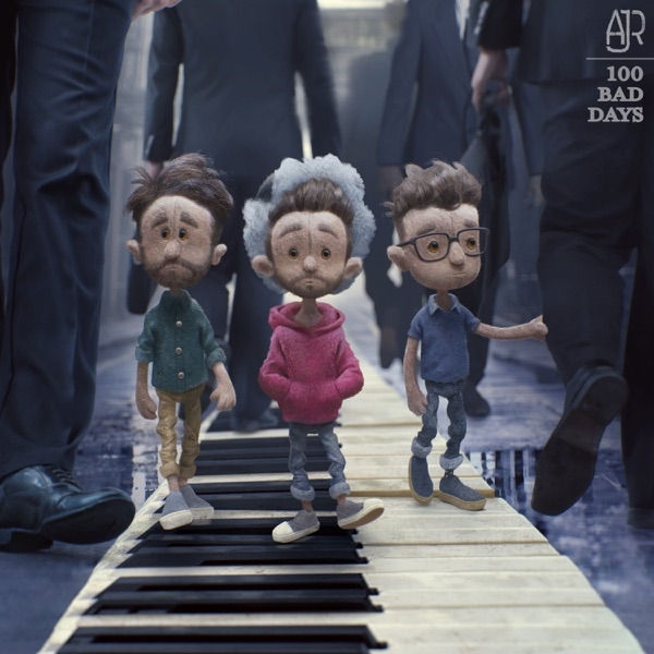 100 Bad Days - AJR song image