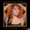 Mariah Carey - The Live Debut - 1990 - EP  artwork