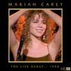 Mariah Carey - The Live Debut - 1990 - EP  artwork