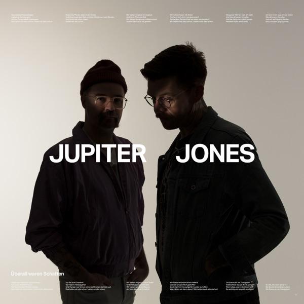 Jupiter Jones mit Überall waren Schatten
