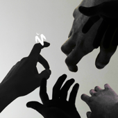 Руки на руке