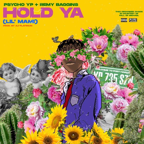 Hold Ya (feat. Remy Baggins) - Single