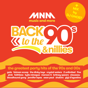 Various Artists - Mnm Back to the 90s & Nillies 2019 (incl. DJ Ghost Mix)