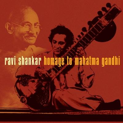 Homage to Mahatma Gandhi - Ravi Shankar
