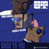 O.T. Genasis - Back To You (feat. Chris Brown & Charlie Wilson)