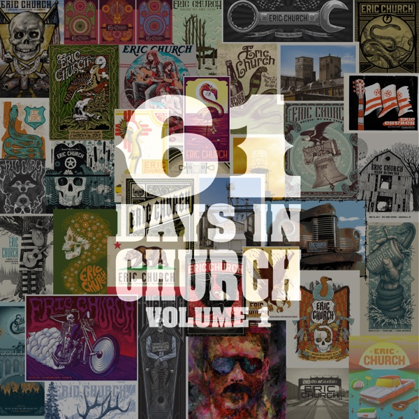 61 Days in Church, Volume 1