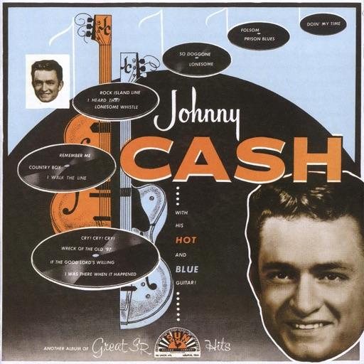 Art for Folsom Prison Blues by Johnny Cash