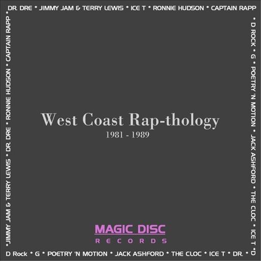 Art for West Coast Poplock by Ronnie Hudson