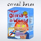 Olivia's World - Cereal Boxes