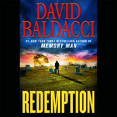 Redemption - David Baldacci Cover Art