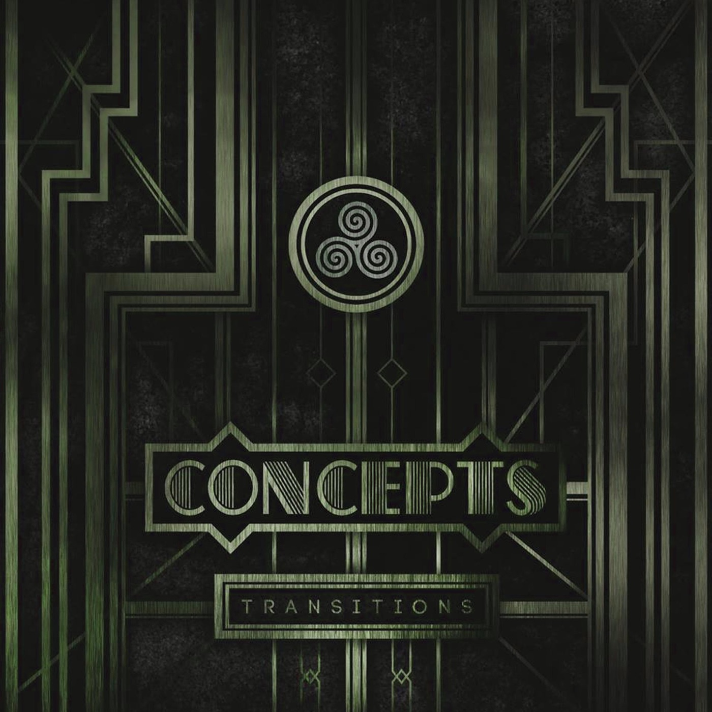 Concepts - Transitions [EP] (2015)