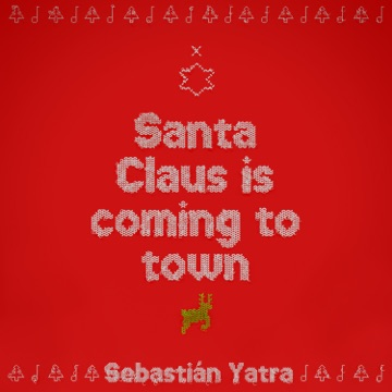 Sebastián Yatra – Santa Claus Is Comin' To Town – Single