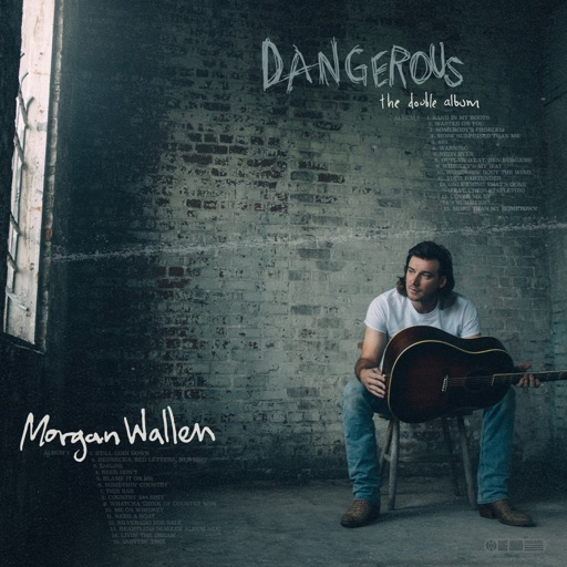 Art for Sand In My Boots by Morgan Wallen