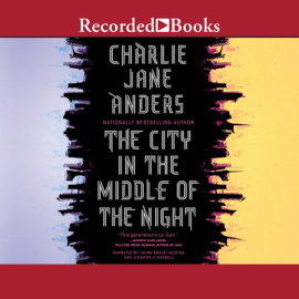 The City in the Middle of the Night audiobook