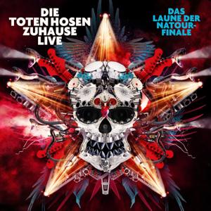 """Die Toten Hosen - """"Zuhause Live: Das Laune der Natour-Finale"""" plus """"Auf der Suche nach der Schnapsinsel: Live im SO36"""""""