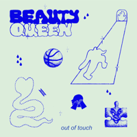 Beauty Queen - Out of Touch - EP artwork