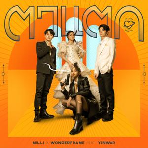MILLI & Wonderframe - ตาแตก feat. YinWar