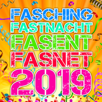 Various Artists - Fasching Fastnacht Fasent Fasnet 2019 artwork