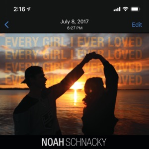 Noah Schnacky - Every Girl I Ever Loved - Line Dance Music