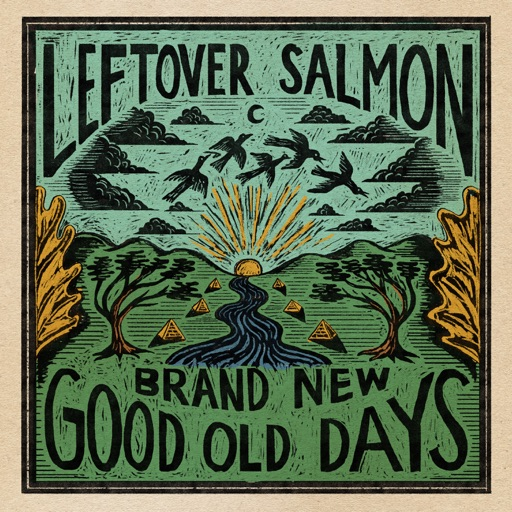 Art for Waterfront by Leftover Salmon