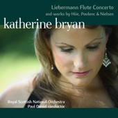 Katherine Bryan, Royal Scottish National Orchestra, Paul Daniel - Concerto for Flute and Orchestra, Op. 39: I. Moderato
