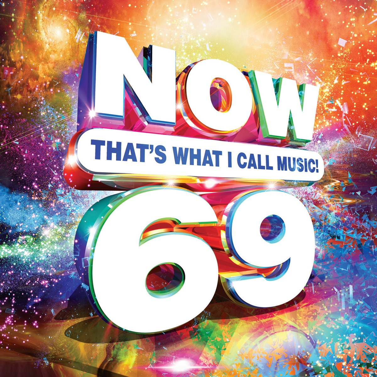 NOW That's What I Call Music, Vol  69 Album Cover by Various