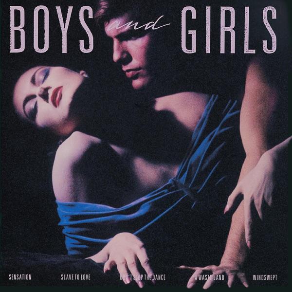 Bryan Ferry mit Slave to Love