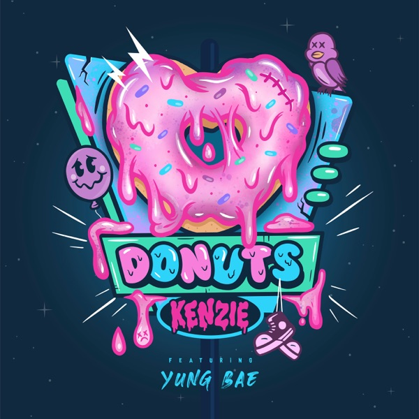 Donuts (feat. Yung Bae) - Single