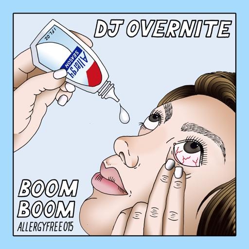 Boom Boom - EP by DJ Overnite