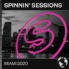 Various Artists - Spinnin' Sessions Miami 2020 artwork