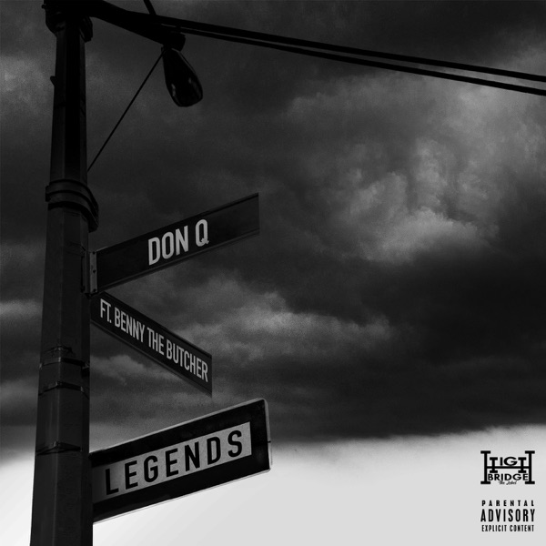 Legends (feat. Benny The Butcher) - Single