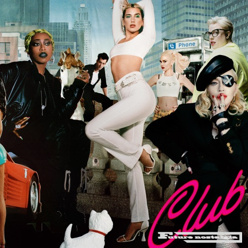Dua Lipa & The Blessed Madonna – Club Future Nostalgia (DJ Mix) [iTunes Plus AAC M4A]