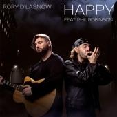 Rory D'Lasnow - Happy (feat. Phil Robinson)