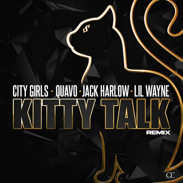 Kitty Talk (Remix) [feat. Jack Harlow] - Single
