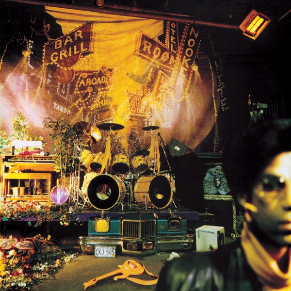 Prince mit Sign O' the Times
