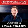 I Will Follow Performance Tracks EP