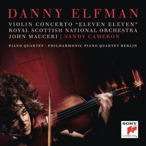 Violin Concerto Eleven Eleven and Piano Quartet