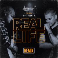 Real Life (feat. Ed Sheeran) [Remix] - Single - Alonestar