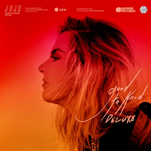 JoJo – good to know (Deluxe) [iTunes Plus AAC M4A]