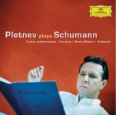 Mikhail Pletnev - Schumann: Symphonic Studies, Op.13 - Version 1852 with Etudes from 1837 version - Finale. Allegro brillante