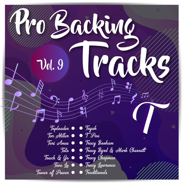 Pro Backing Tracks T, Vol.9 (Karaoke)