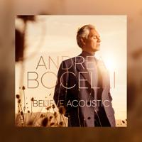 Andrea Bocelli - Believe (Acoustic) - EP artwork
