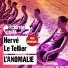 L'anomalie - Hervé Le Tellier