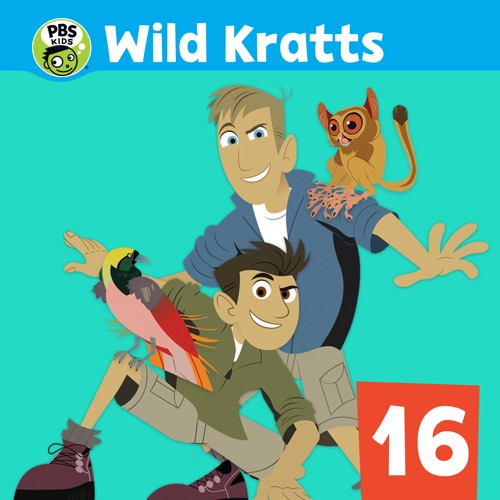 Wild Kratts, Volume 16 poster