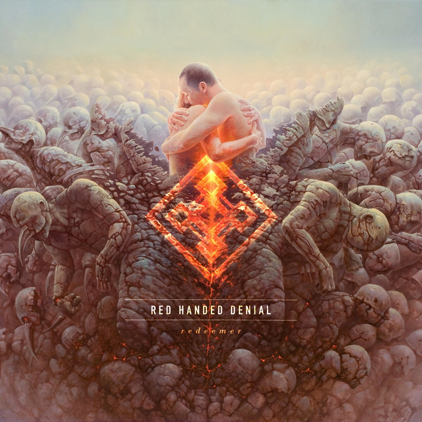 Red Handed Denial - Empire [single] (2019)