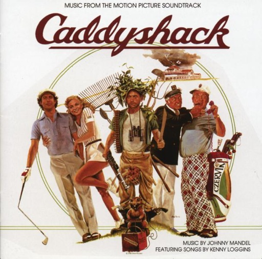 """Art for I'm Alright (Theme from """"Caddyshack"""") by Kenny Loggins"""