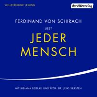 Ferdinand von Schirach - Jeder Mensch artwork