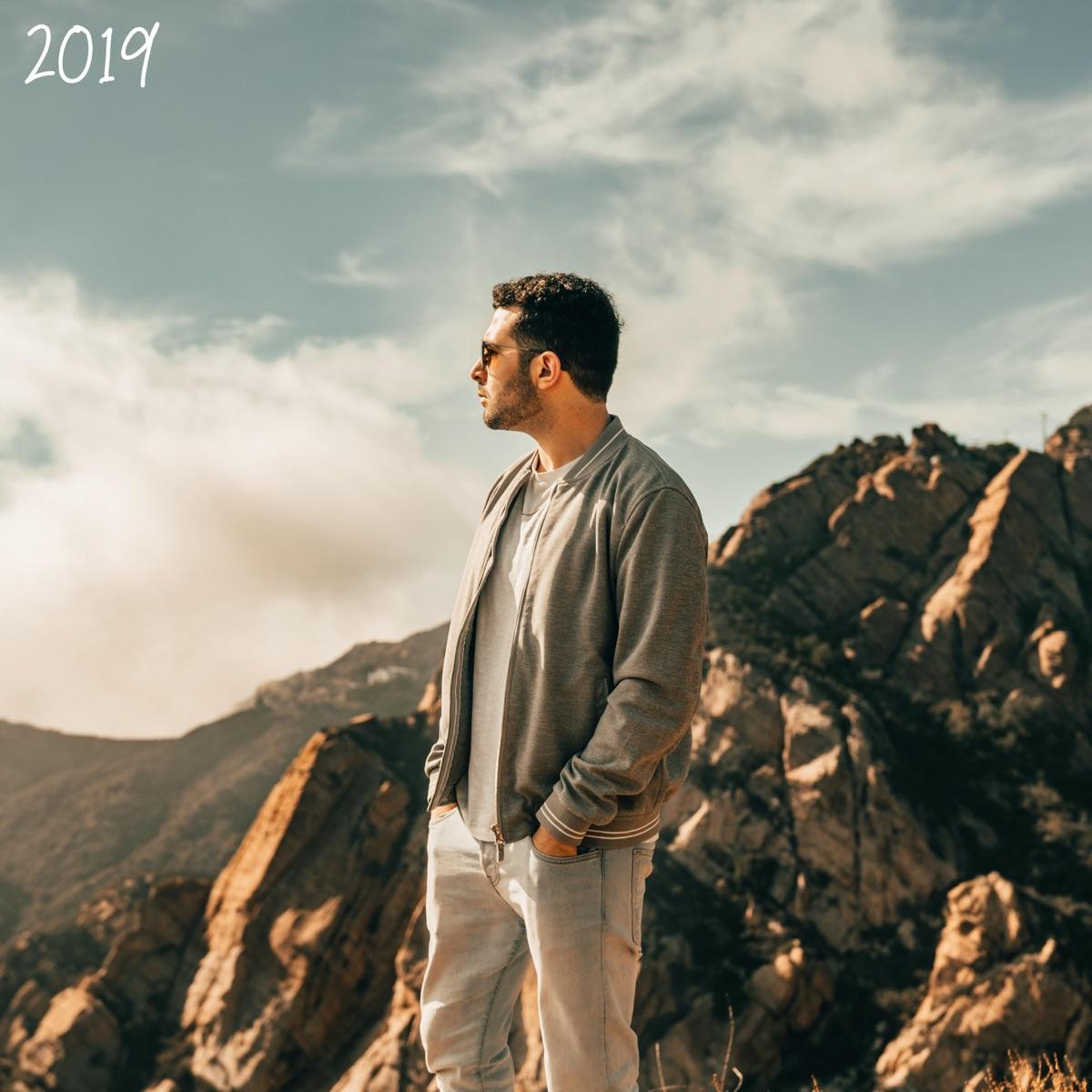 2019 - Single Album Cover by Bazanji