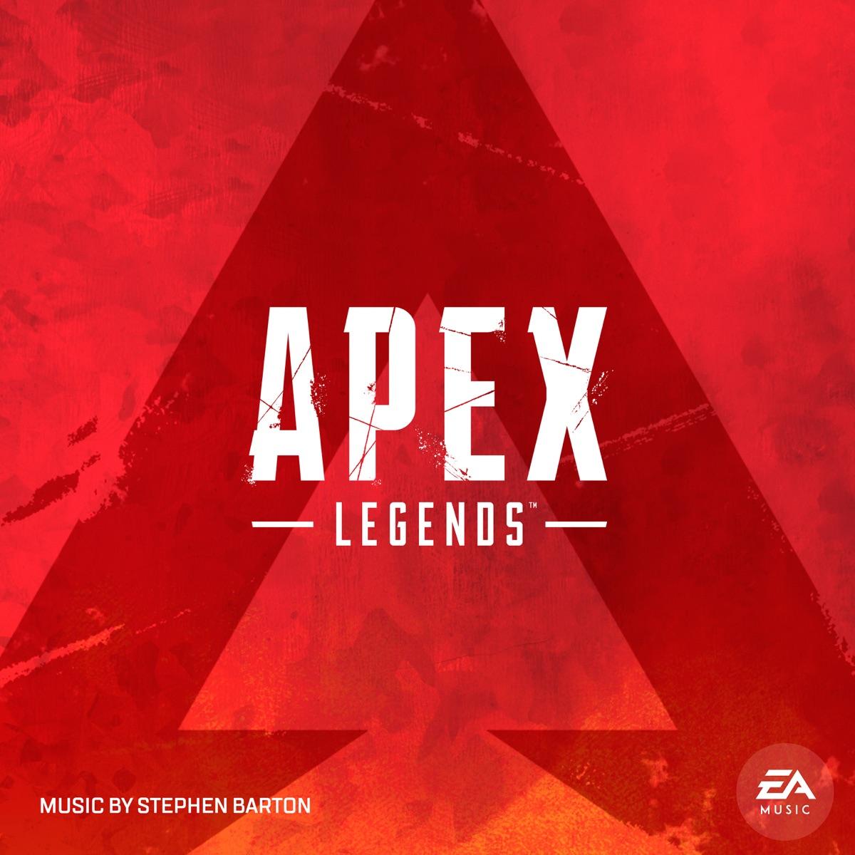 Apex Legends Album Cover By Stephen Barton
